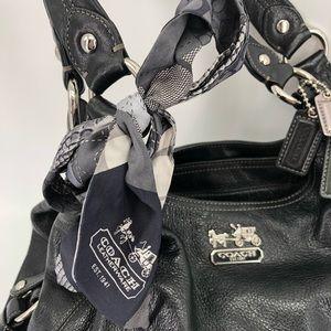 Coach Madison - Maggie Leather Hobo Shoulder Bag